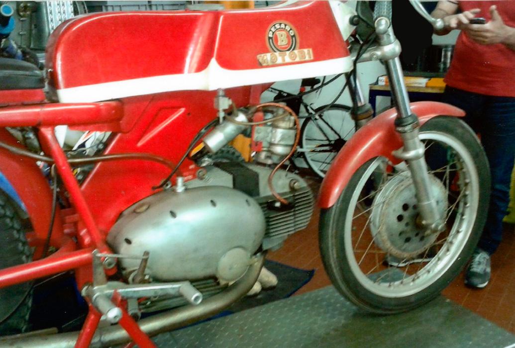 restauro motobi competizione  002